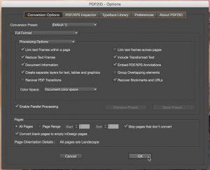 pdf to indesign converter