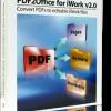 PDF to Pages, Keynote, Numbers