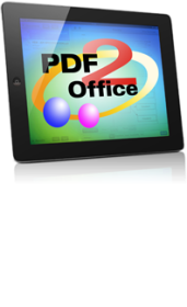 PDF to Pages, Keynote, Numbers