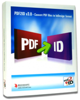 PDF to InDesign, PDF2Indesign, PDF-to-ID, Convert PDF to InDesign
