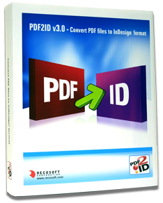 Converting PDF to InDesign, Open and Edit PDF in InDesign