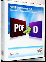 PDF to InDesign CC, PDF2Indesign, PDF-to-ID, Convert PDF to InDesign