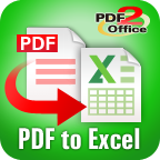 PDF to Excel for iPad