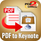iPhone PDF to Keynote