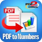 iPhone PDF to Numbers