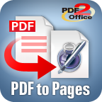 iPhone PDF to Pages