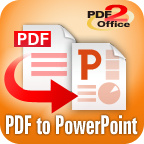 PDF to PowerPoint for iPad