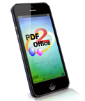 iPhone PDF converter, Convert PDF on iPhone