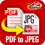 PDF to JPEG converts your PDF files to JPEG images
