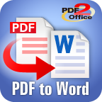 PDF to Word, Convert PDF to Word, iPhone PDF Conversion