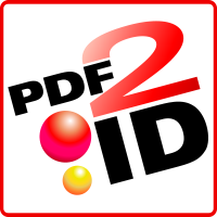 PDF to InDesign Creative Cloud, PDF2Indesign, PDF-to-ID, Convert PDF to InDesign CC