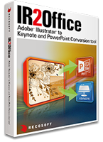 Illustrator to Keynote Powerpoint Convert